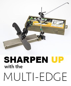 Warthog Multi Edge Sharpner